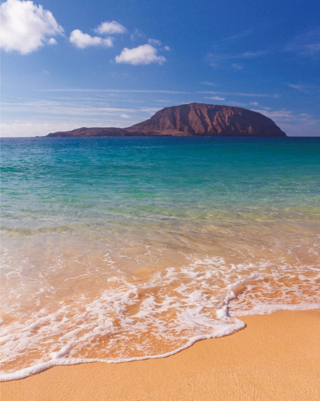 Playa de Las Conchas La Graciosa Safari & Taxi Tours